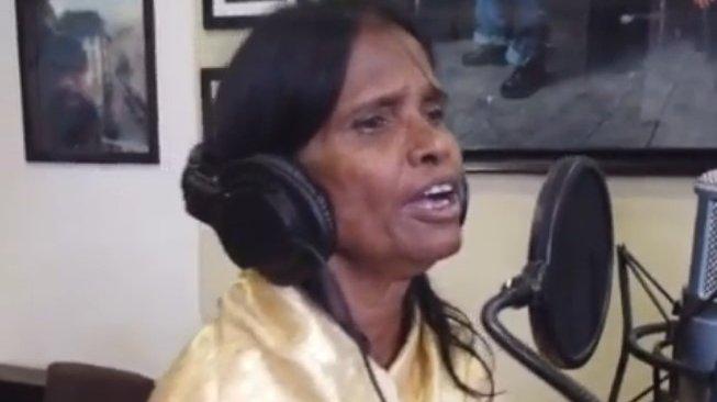 Miliki Suara Emas Pengamen Dan Gelandangan Tua Diajak Ke Dapur Rekaman
